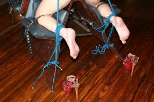 Bastinado - Shoes Off